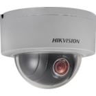 HIKVISION DS-2DE3304W-DE 3 MP mini IP PTZ dómkamera; 4x zoom