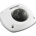 HIKVISION DS-2CD6510D-IO 1.3 MP fix IR IP mini dómkamera mobil alkalmazásra; RJ45 csatlakozóval