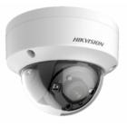 Hikvision DS-2CE56H0T-VPITE 5 MP THD vandálbiztos fix EXIR dómkamera OSD menüvel PoC