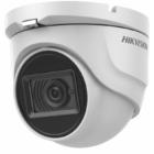 HIKVISION DS-2CE76U7T-ITMF 8 MP THD fix EXIR dómkamera; OSD menüvel; TVI/AHD/CVI/CVBS kimenet