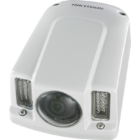 Hikvision DS-2CD6510-I 1.3 MP fix IR IP külső mobilkamera
