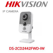 Hikvision DS-2CD2442FWD-IW 4 MP WDR beltéri WiFi fix IR IP csempekamera PIR szenzorral