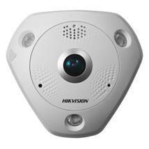 Hikvision DS-2CD6362F-IVS (1.27mm) 6 MP 360° vandálbiztos IR Smart IP panorámakamera