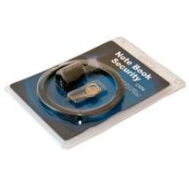 Speciális (notebook) porthoz csatlakozó kábeles biztonsági zár 3