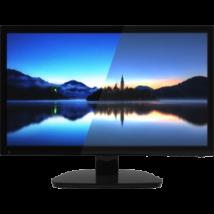"""Hikvision DS-D5022QE-B/EU 21.5"""" LED monitor; 170° betekintési szög; Full HD felbontás; 24/7 működés; 1000:1 kontraszt"""