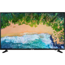 "Samsung 43"" NU7022 4K Sík Smart UHD TV"