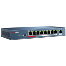Hikvision DS-3E0109P-E 9 portos PoE switch