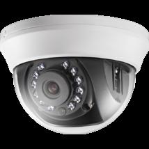 Hikvision DS-2CE56D0T-IRMMF 2 MP THD fix IR dómkamera; TVI/AHD/CVI/CVBS kimenet