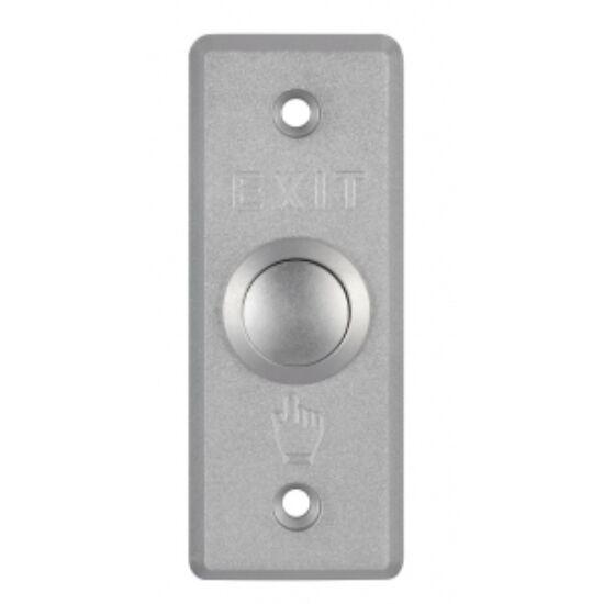 Hikvision DS-K7P02 Nyitó gomb; rozsdamentes acél- és fémgomb