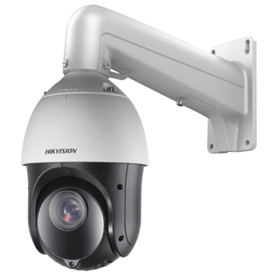 DS-2DE4425IW-DE(D) 4 MP EXIR IP PTZ dómkamera; 25x zoom; 12 VDC/PoE+; konzollal