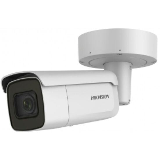 Hikvision DS-2CD2683G0-IZS 8 MP WDR motoros zoom EXIR IP csőkamera; hang ki- és bemenet