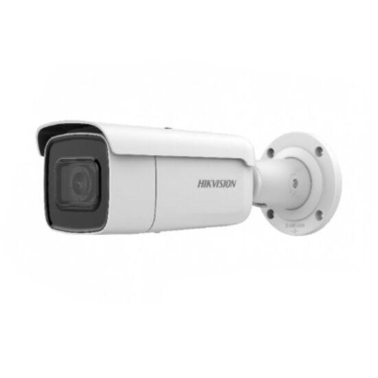 Hikvision DS-2CD2643G1-IZS(2.8-12mm) 4 MP WDR motoros zoom EXIR IP csőkamera; hang ki- és bemenet; pigtail verzió