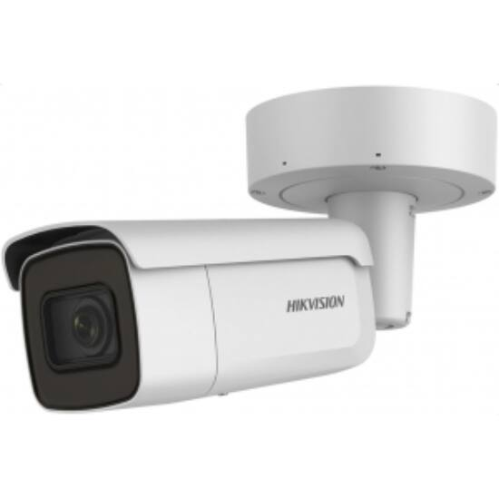 Hikvision DS-2CD2645FWD-IZS (2.8-12mm) 4 MP WDR motoros zoom EXIR IP csőkamera; hang ki- és bemenet