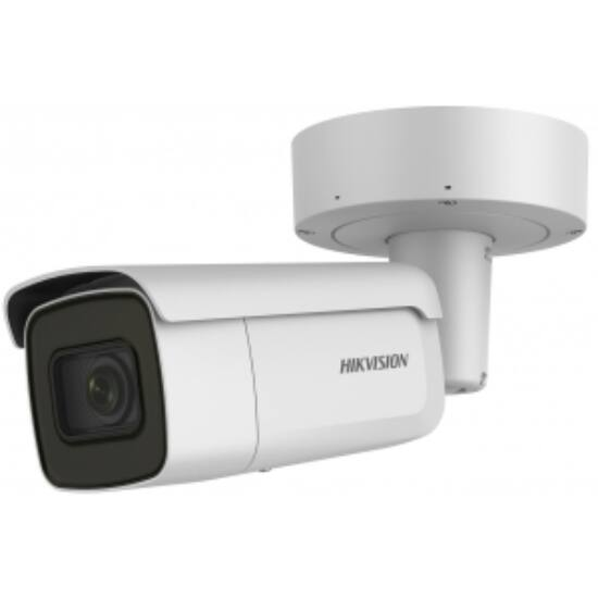 Hikvision DS-2CD2665FWD-IZS (2.8-12mm) 6 MP WDR motoros zoom EXIR IP csőkamera; hang ki- és bemenet
