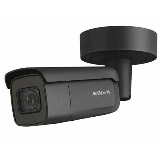 Hikvision DS-2CD2685FWD-IZS-B(2.8-12)(B) 8 MP WDR motoros zoom EXIR IP csőkamera; hang ki- és bemenet; fekete