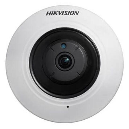 Hikvision DS-2CD2942F-IS (1.6mm) 4 MP mini IR IP panorámakamera 186° látószöggel
