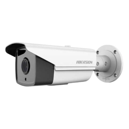 Hikvision DS-2CD2T12-I5  1.3 MP fix EXIR IP csőkamera 50 m IR-távolsággal