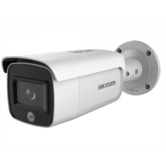 Hikvision DS-2CD2T46G1-4I/SL 4 MP WDR fix EXIR AcuSense IP csőkamera 80 m IR-távolsággal