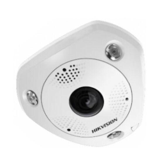 Hikvision DS-2CD6365G0-IV (1.27mm) 6 MP 360° vandálbiztos IR Smart IP panorámakamera