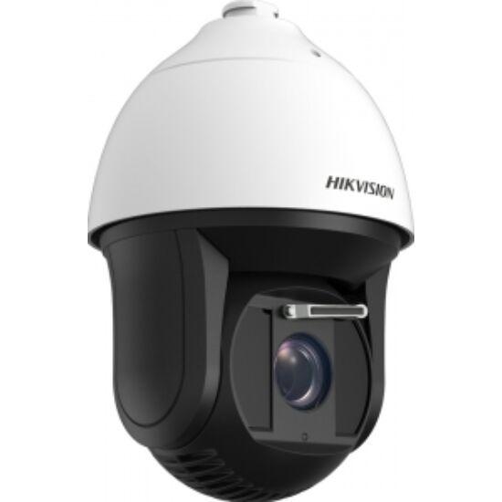 Hikvision DS-2DF8825IX-AELW 8 MP dWDR EXIR IP PTZ dómkamera; 25x zoom; 24VAC/Hi-PoE; ablaktörlővel