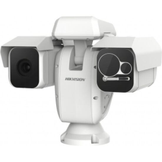 Hikvision DS-2TD6236-50H2L IP hőkamera és 2 MP WDR EXIR színes forgózsámolyos kamera