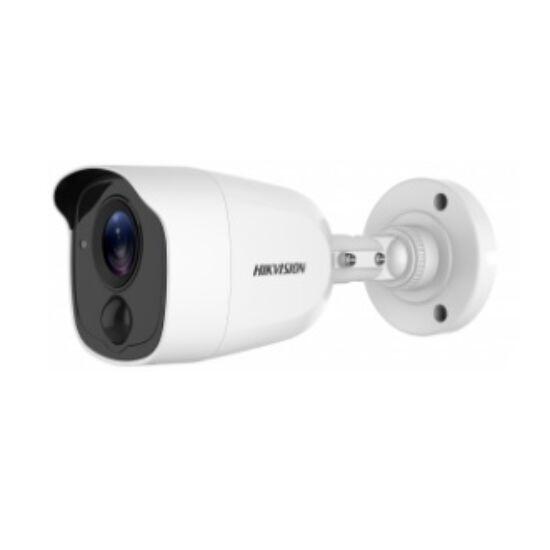Hikvision DS-2CE11H0T-PIRLPO 5 MP THD fix EXIR csőkamera; OSD menüvel; PIR mozgásérzékelővel; riasztási kimenet