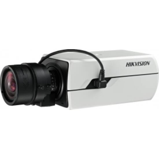 Hikvision DS-2CE37U8T-A 8 MP THD WDR boxkamera; OSD menüvel
