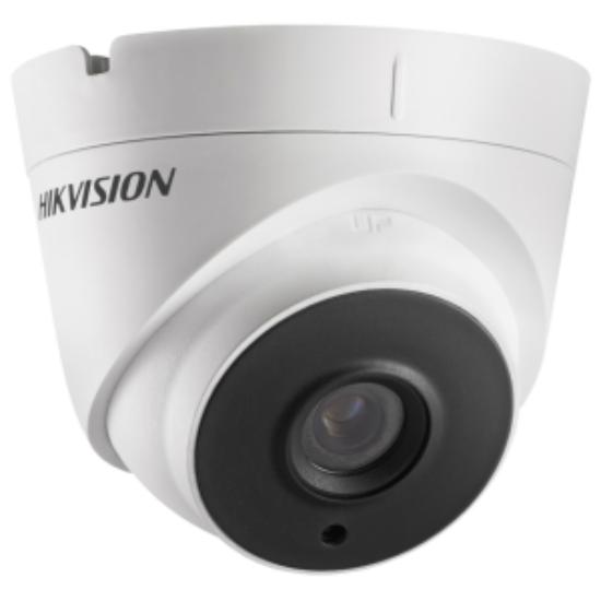 Hikvision DS-2CE56H5T-IT3E 5 MP THD fix EXIR dómkamera; OSD menüvel; PoC
