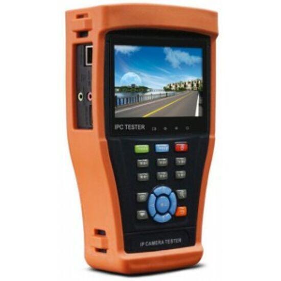 Hikvision IPC-4300H IP kamera teszter