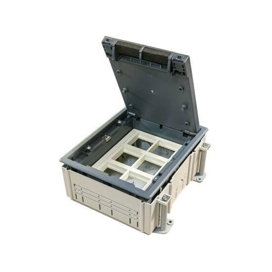 45-ös rendszerű padló doboz
