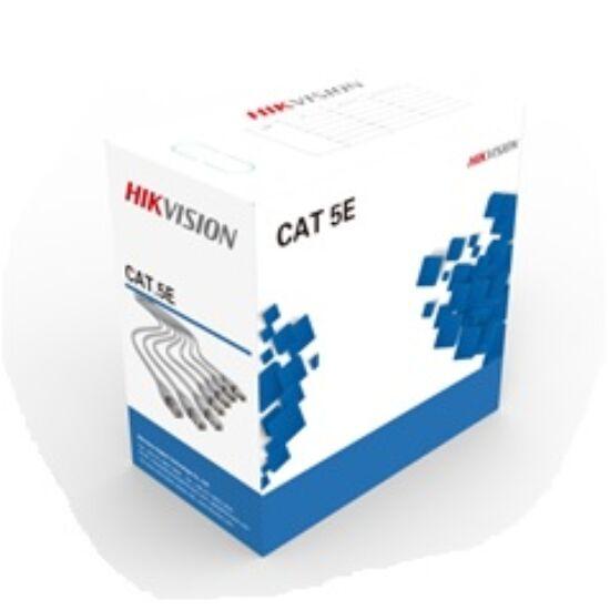 Hikvision DS-1LN5E-E/E Cat5e UTP fali kábel 305 fm dobozos kiszerelés