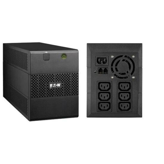 EATON 5E 2000i USB vonali-interaktív 1:1 UPS 2000VA