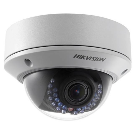 Hikvision DS-2CD2720F-IZS (2.8-12mm) 2 MP motoros zoom IR IP dómkamera