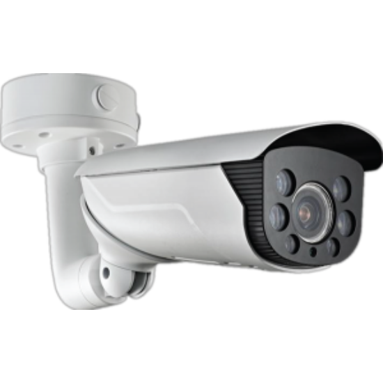 Hikvision DS-2CD4626FWD-IZ/P (2.8-12mm) 2 MP vandálbiztos WDR Darkfighter motoros zoom EXIR Smart rendszámfelismerő IP csőkamera