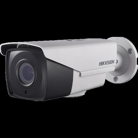 Hikvision DS-2CE16D8T-IT3ZE (2.8-12mm) 2 MP THD WDR motoros zoom EXIR csőkamera; OSD menüvel; PoC