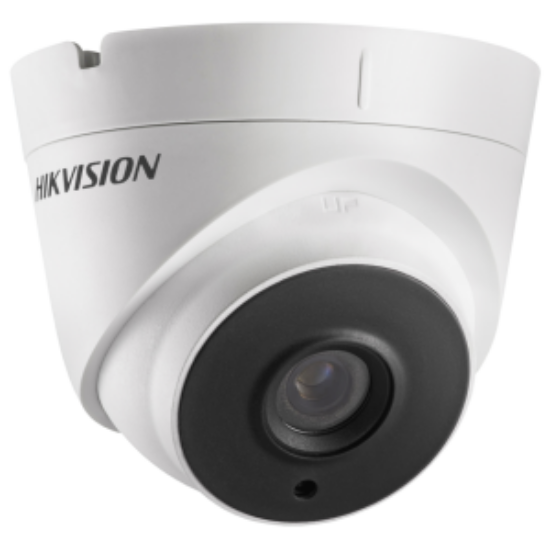 Hikvision DS-2CE56H0T-IT3E 5 MP THD fix EXIR dómkamera; OSD menüvel; PoC