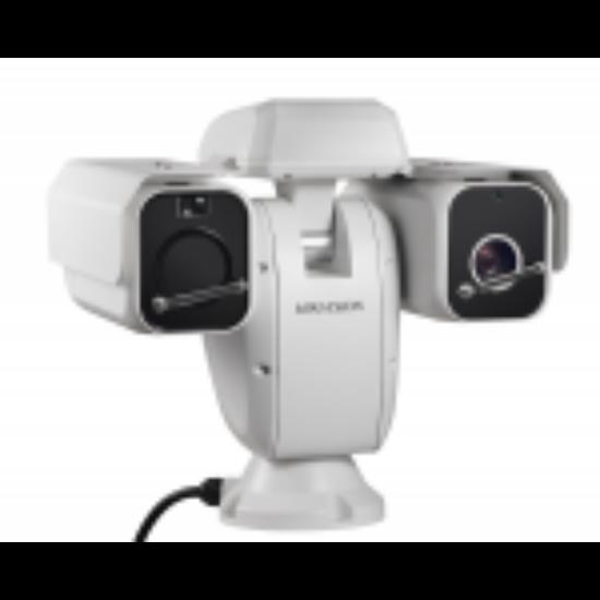 Hikvision DS-2TD6135DT-40 IP hőkamera és 2 MP WDR EXIR színes forgózsámolyos kamera