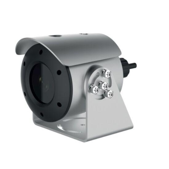 HIKVISION DS-2XE6025G0-IS 2 MP WDR robbanásbiztos fix EXIR IP csőkamera; hang és riasztás be- és kimenet