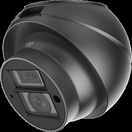 Hikvision DS-2CS58C0T-ITS 1 MP THD fix EXIR mini dómkamera mobil alkalmazásra hangkimenet és mikrofon