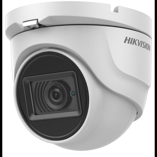 Hikvision DS-2CE76U1T-ITMF 8 MP THD fix EXIR dómkamera OSD menüvel TVI/AHD/CVI/CVBS kimenet