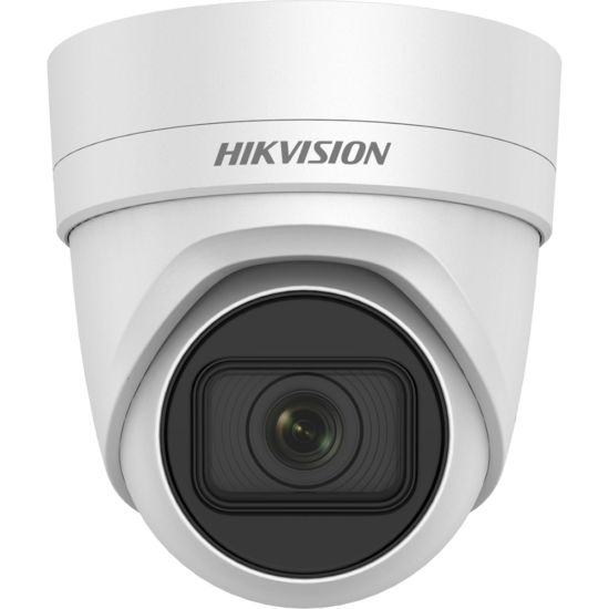 Hikvision DS-2CD2H25FHWD-IZS 2 MP WDR motoros zoom EXIR IP dómkamera; hang be- és kimenet; 50 fps