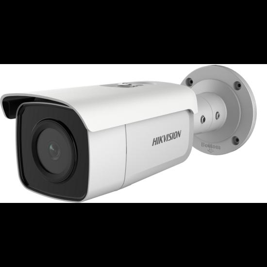 Hikvision DS-2CD2T65FWD-I8 6 MP WDR fix EXIR IP csőkamera 80 m IR-távolsággal