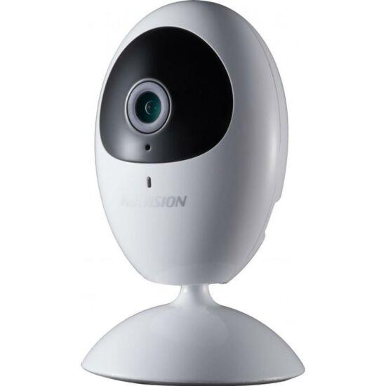 HIKVISION DS-2CV2U21FD-IW 2 MP beltéri WiFi fix IR IP dizájnkamera; beépített mikrofon és hangszóró