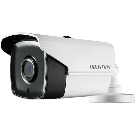 Hikvision DS-2CE16H0T-IT5F 5 MP THD fix EXIR csőkamera; OSD menüvel; TVI/AHD/CVI/CVBS kimenet