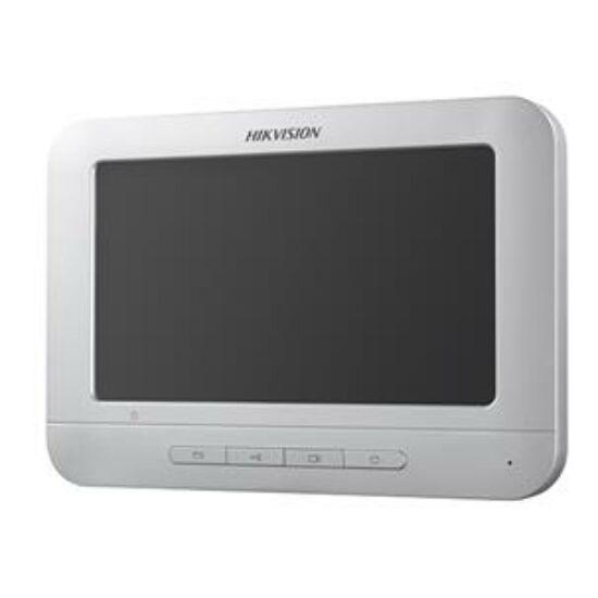 Hikvision DS-KH2220-S Analóg video-kaputelefon beltéri egység; belső memória