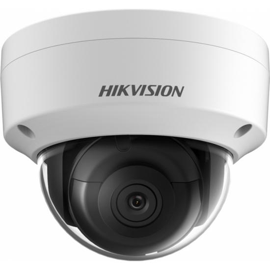 HIKVISION DS-2CD2023G2 2 MP WDR fix EXIR IP dómkamera; hang be- és kimenet