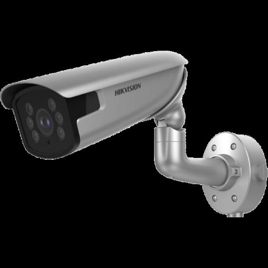 Hikvision iDS-2CD8626G0/P-IZS 2 MP vandálbiztos WDR rendszámolvasó motoros zoom EXIR Smart IP csőkamera; hang be- és