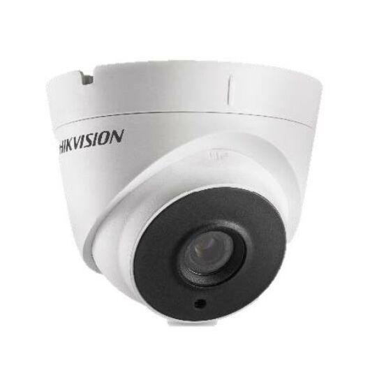 Hikvision DS-2CC52D9T-IT3E 2 MP THD WDR fix EXIR dómkamera OSD menüvel PoC
