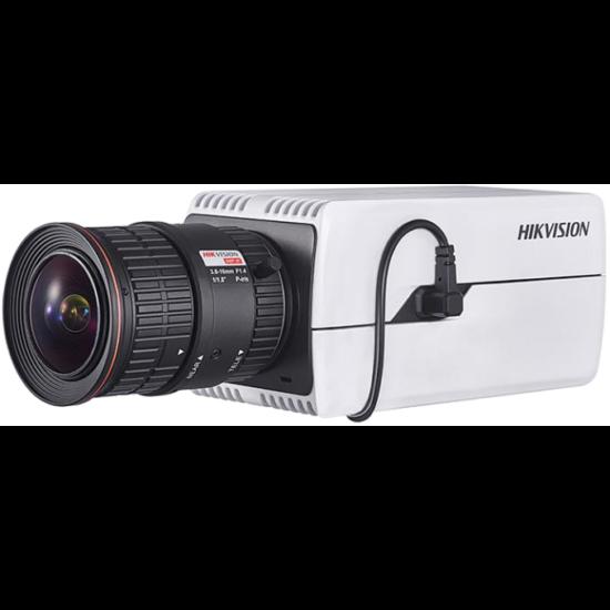 HIKVISION DS-2CD5046G0-AP 4 MP WDR DarkFighter Smart IP boxkamera; P-írisz
