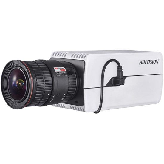 HIKVISION DS-2CD5085G0 8 MP WDR DarkFighter Smart IP boxkamera